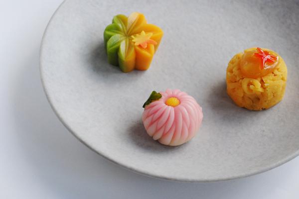 すずき上生菓子