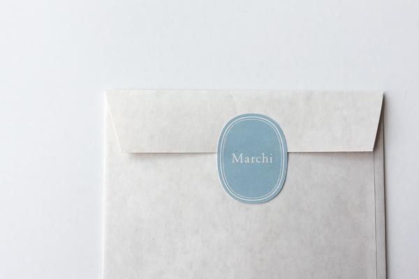 Marchiシール