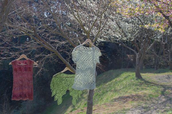 Gallery Kiitos 春の編み物展