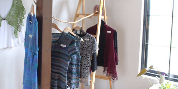 テトテ編み物セーター