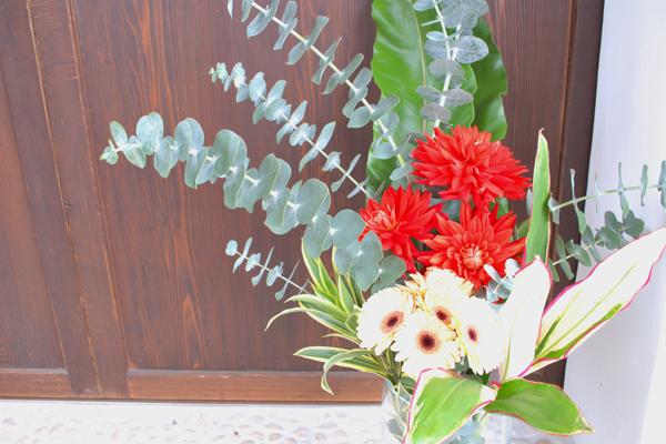 坂東市のmintさんのお花