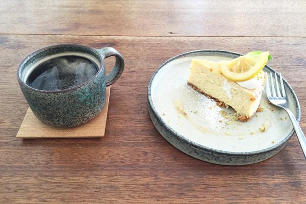 越谷のkoushaさんのコーヒーとスイーツ
