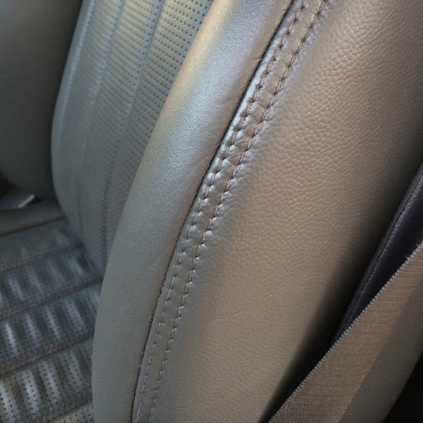 ベンツAMG SL 63 内装リペア