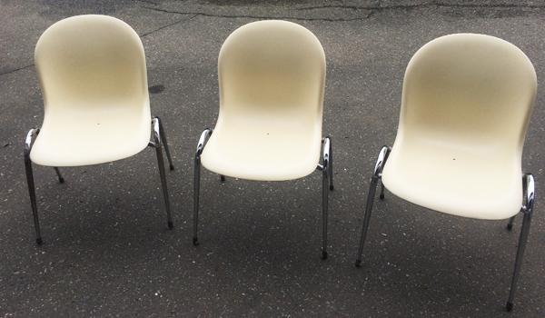 リペア後チェア椅子