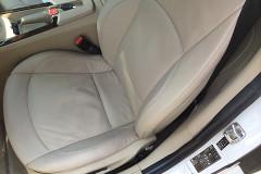 BMW Z4 クーペ レザーシートリペア